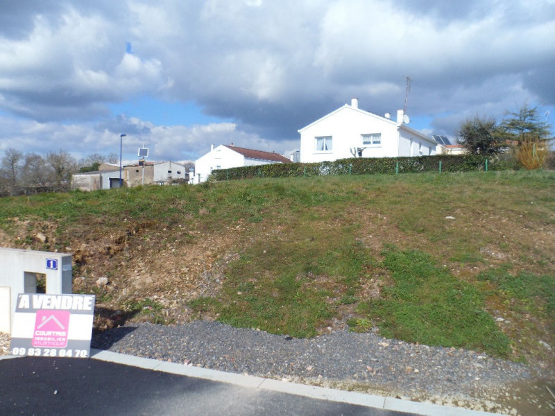 Vente terrain Saint révérend 45500€ - Photo 1
