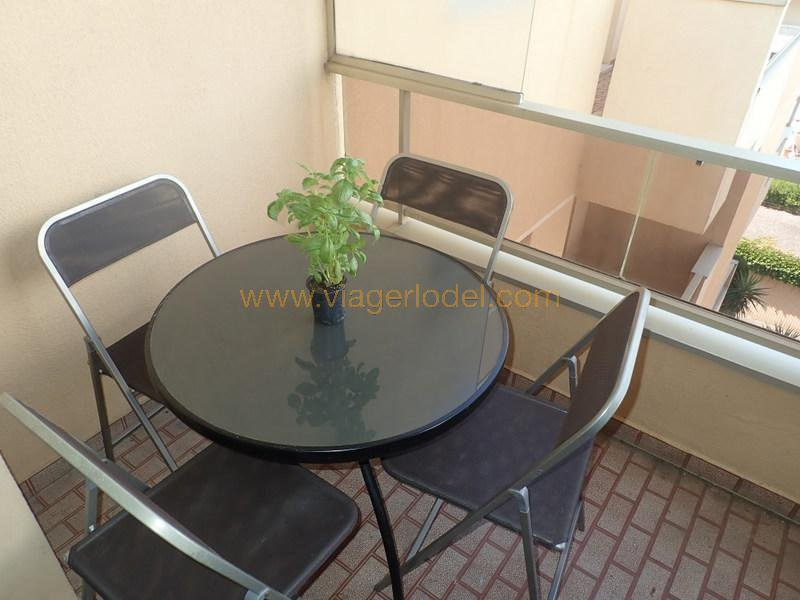 Life annuity apartment Saint-laurent-du-var 39 000€ - Picture 1