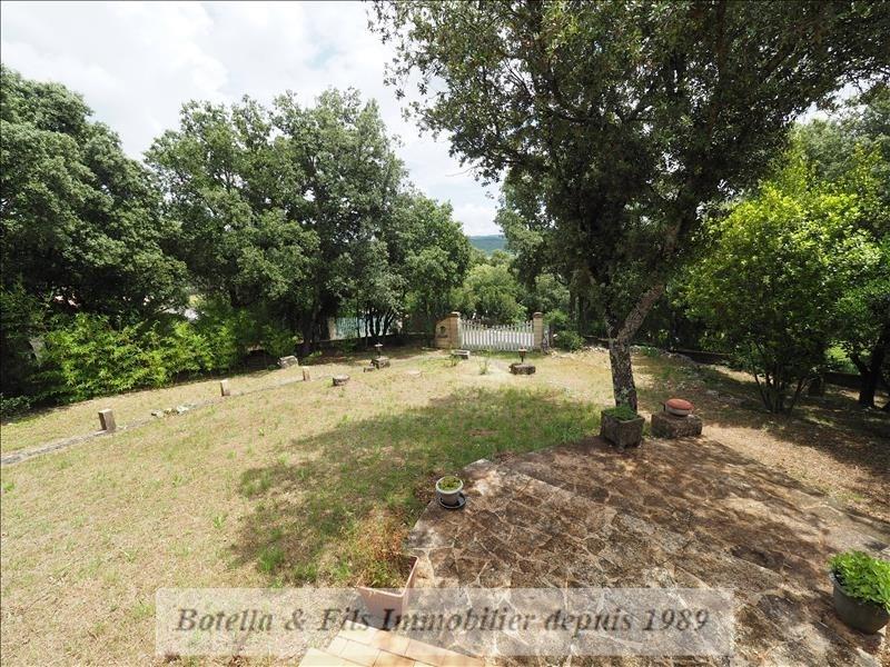 Verkoop  huis Uzes 227000€ - Foto 2