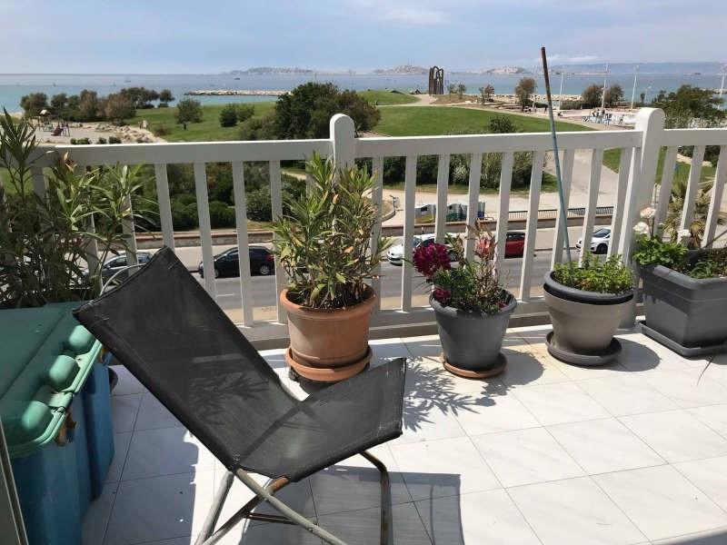 Vente de prestige appartement Marseille 8ème 320000€ - Photo 4
