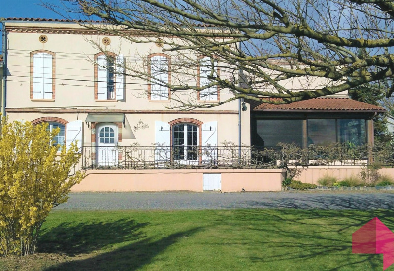 Sale house / villa Caraman 382000€ - Picture 13