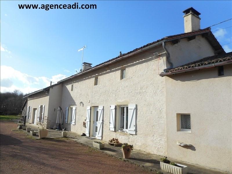 Vente maison / villa Vancais 136500€ - Photo 1