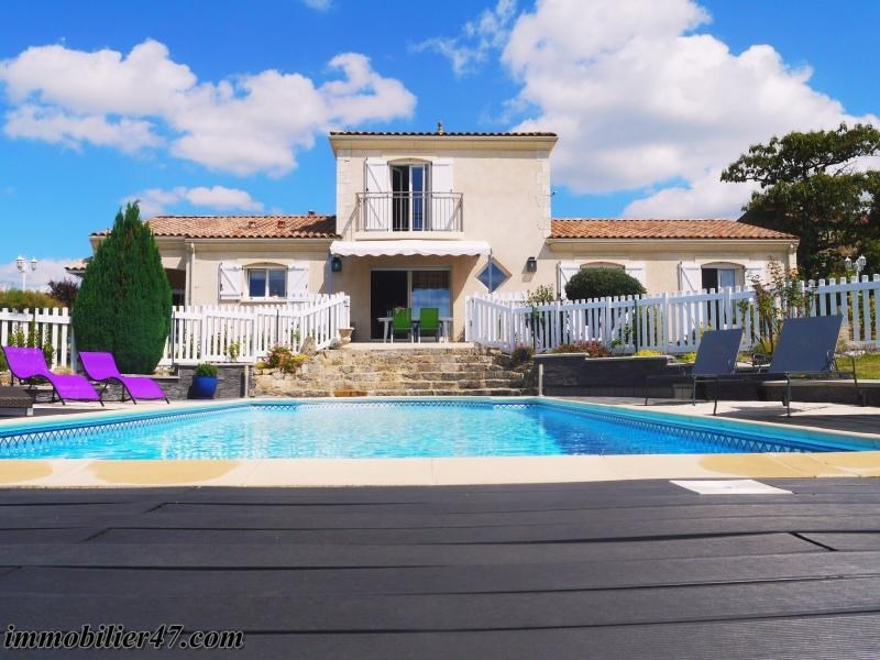 Deluxe sale house / villa Colayrac st cirq 395000€ - Picture 18