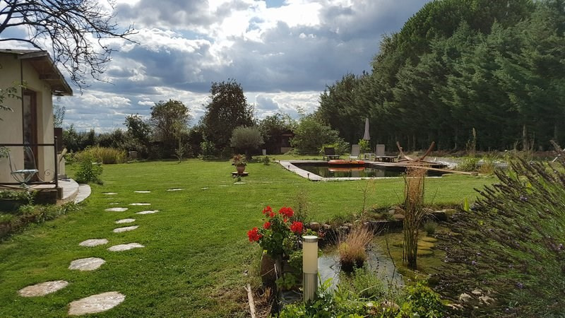 Sale house / villa Chateauneuf de galaure 430000€ - Picture 3