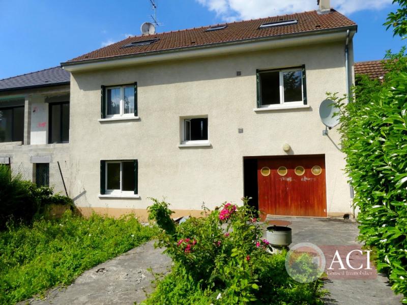 Vente maison / villa Saint brice sous foret 420000€ - Photo 7