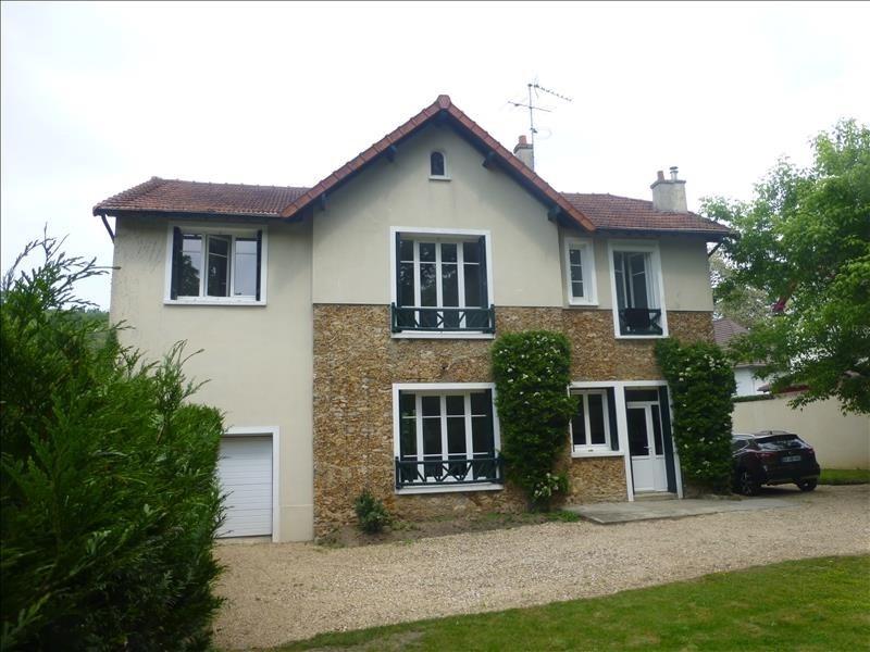 Vente maison / villa Morainvilliers 575000€ - Photo 1