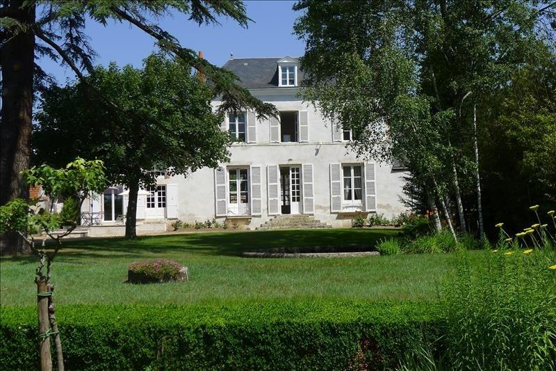 Revenda residencial de prestígio casa St jean de braye 695000€ - Fotografia 3