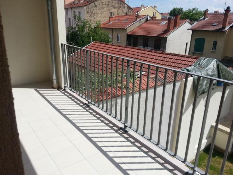 Location appartement Villeurbanne 833€ CC - Photo 1