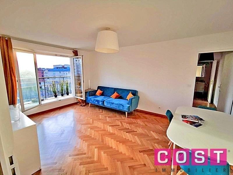 Rental apartment Asnieres sur seine 1400€ CC - Picture 2