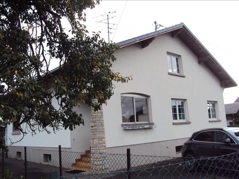 Vente maison / villa Rixheim 446000€ - Photo 1