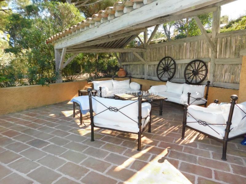Vente de prestige maison / villa Ramatuelle 4935000€ - Photo 13