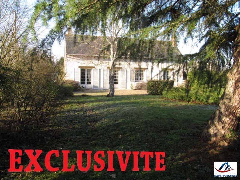 Vente maison / villa La chartre sur le loir 108900€ - Photo 1