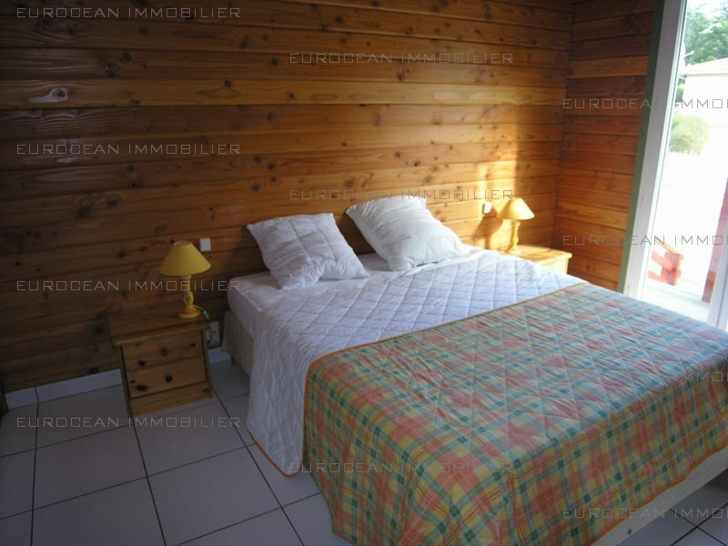 Vacation rental house / villa Lacanau-ocean 1 110€ - Picture 6
