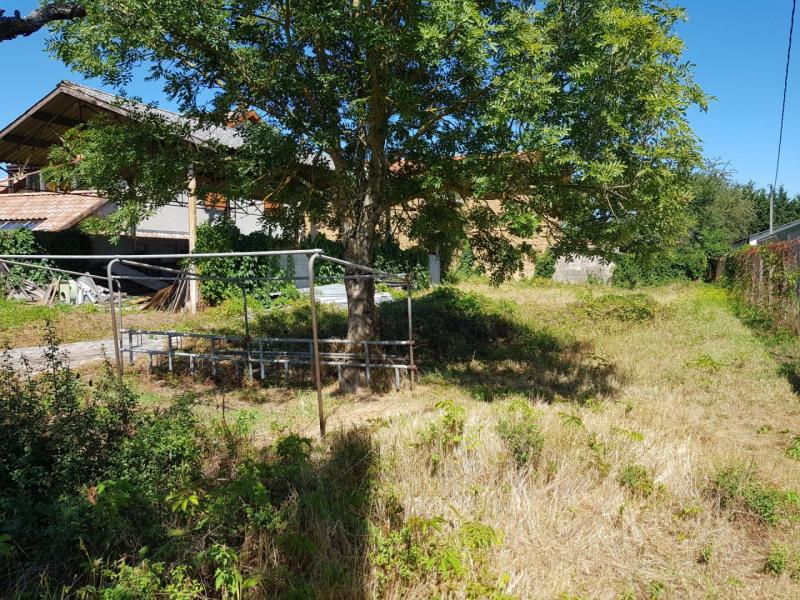 Revenda terreno Monsteroux milieu 44000€ - Fotografia 1