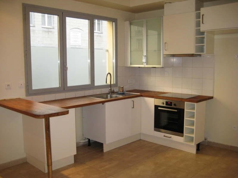 Rental apartment Paris 11ème 1 928€ CC - Picture 2