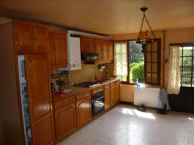 Vente maison / villa Fauville en caux 117000€ - Photo 2