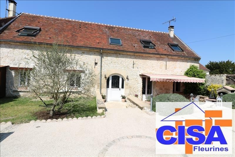 Sale house / villa Sacy le grand 299000€ - Picture 2