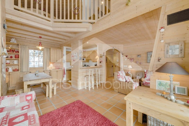 Deluxe sale apartment Meribel 1 596 000€ - Picture 2