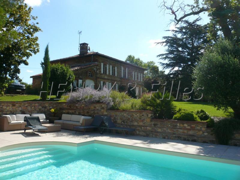Sale house / villa Samatan 585000€ - Picture 1