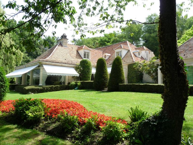 Sale house / villa Saint-nom-la-bretèche 4200000€ - Picture 1