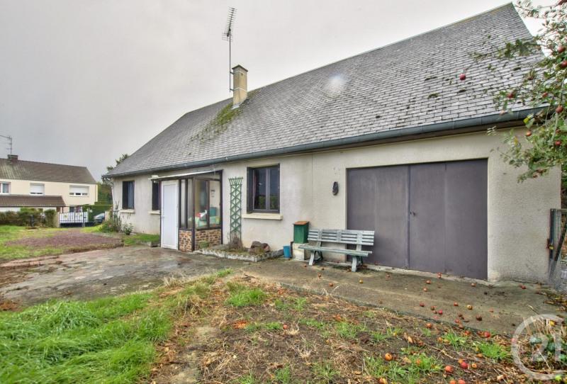 Verkoop  huis Fontenay le pesnel 172000€ - Foto 1