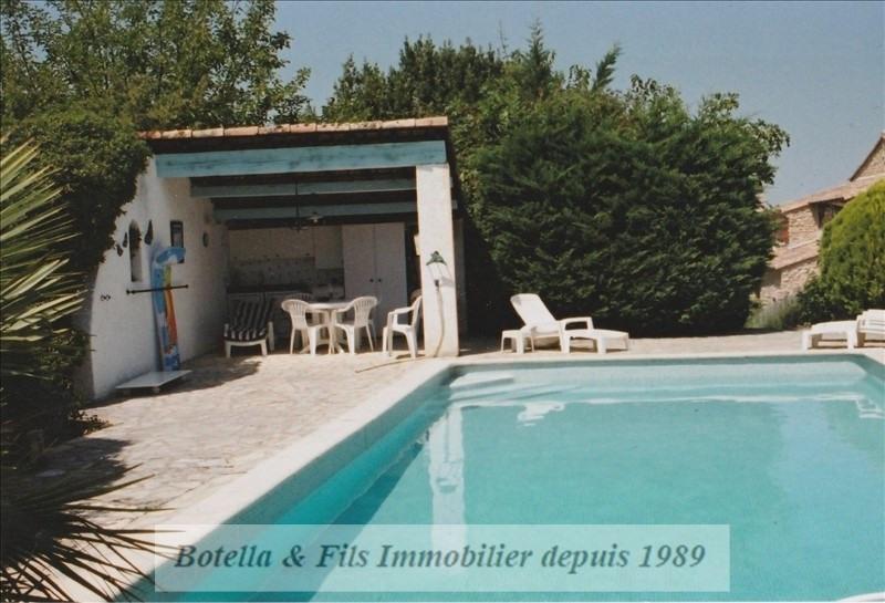 Immobile residenziali di prestigio casa Barjac 572000€ - Fotografia 10