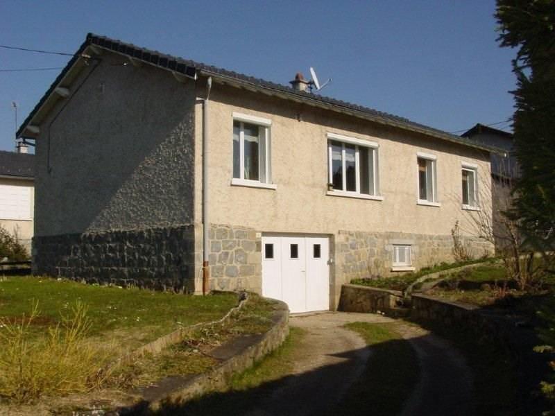 Sale house / villa Le chambon sur lignon 129000€ - Picture 1