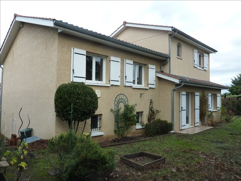 Sale house / villa Marcy l etoile 532000€ - Picture 1