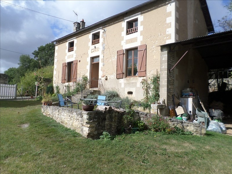 Vente maison / villa Chauvigny 133 000€ - Photo 8
