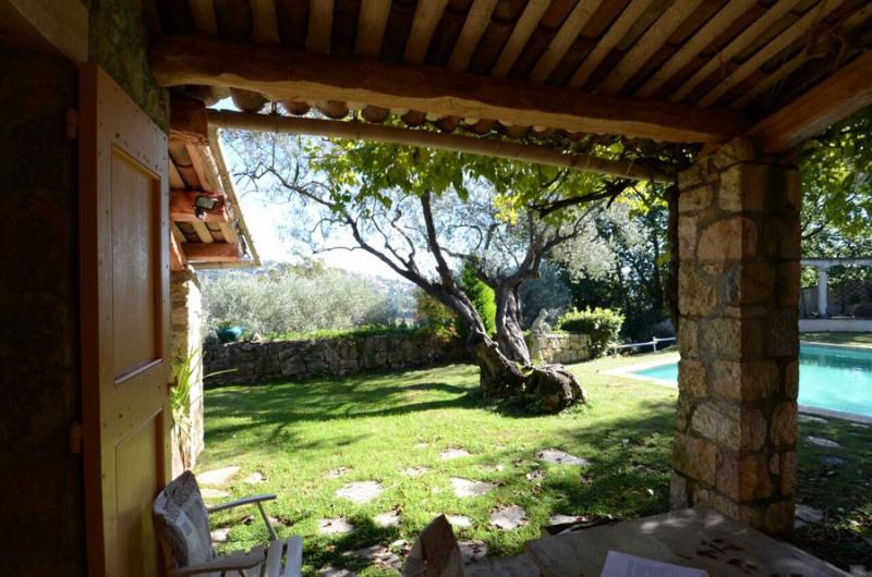 Venta de prestigio  casa Fayence 997000€ - Fotografía 7