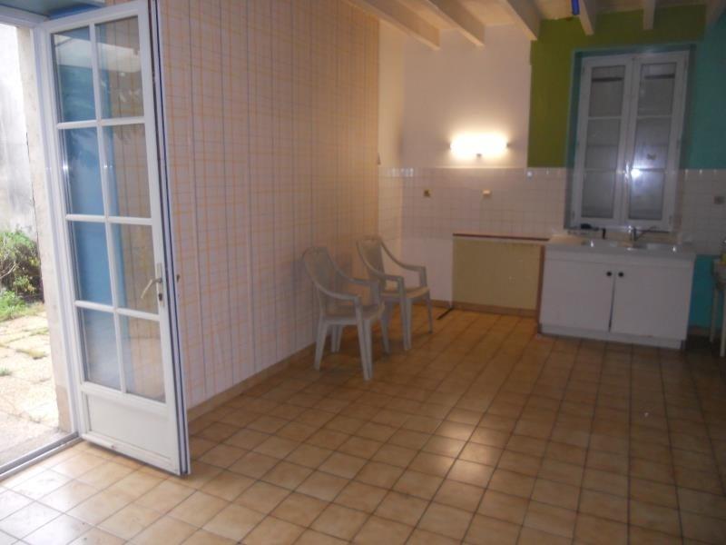 Vente maison / villa St hilaire la palud 86400€ - Photo 4