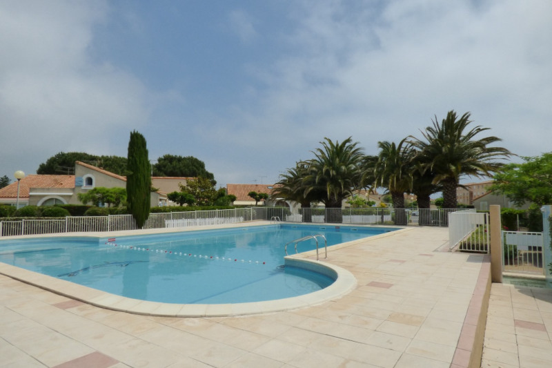 Vacation rental house / villa Valras plage 350€ - Picture 2