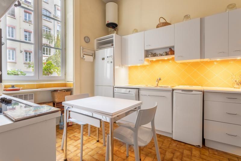 Vente de prestige appartement Lyon 6ème 922000€ - Photo 6
