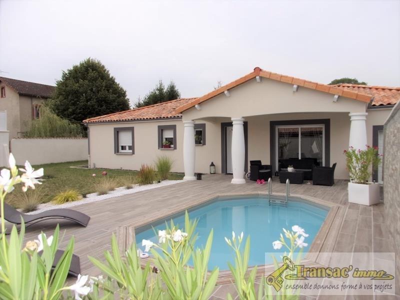 Vente maison / villa Peschadoires 219000€ - Photo 1