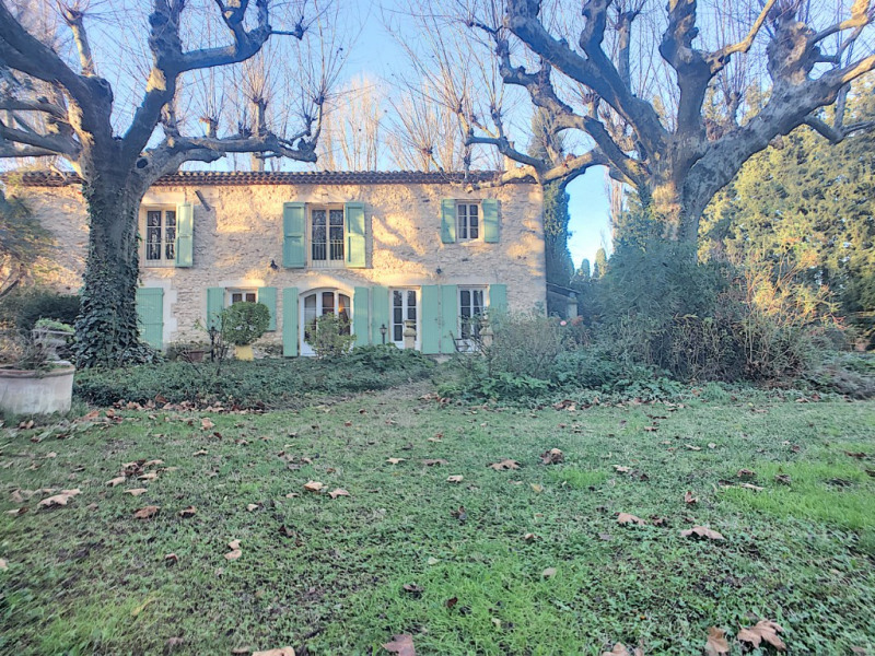 Vente de prestige maison / villa Plan d'orgon 850000€ - Photo 1