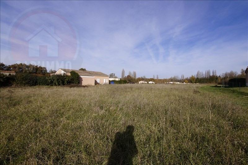 Sale site Bergerac 55500€ - Picture 1