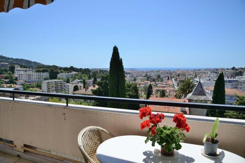 Vendita appartamento Le cannet 355000€ - Fotografia 1