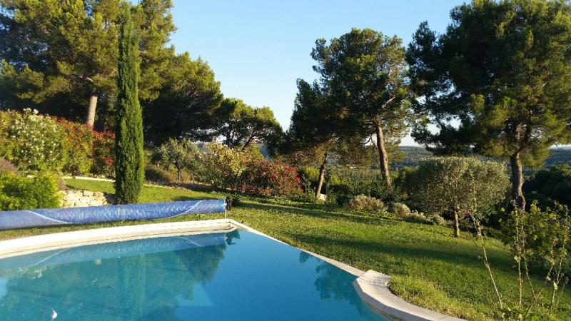 Vente de prestige maison / villa Ventabren 940000€ - Photo 1