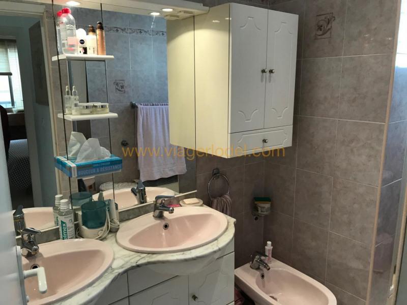 Lijfrente  appartement Nice 125000€ - Foto 8