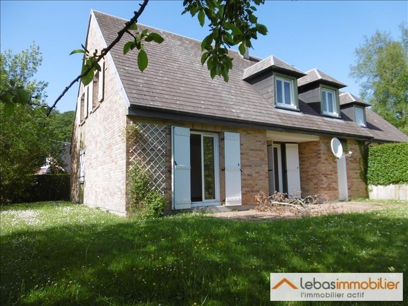 Vente maison / villa Doudeville 161000€ - Photo 1