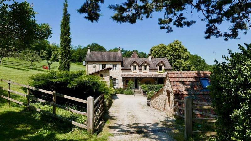 Vente de prestige maison / villa Marquay 690000€ - Photo 8