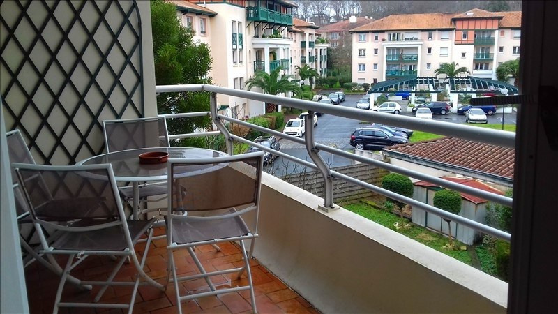 Sale apartment Anglet 210 000€ - Picture 1
