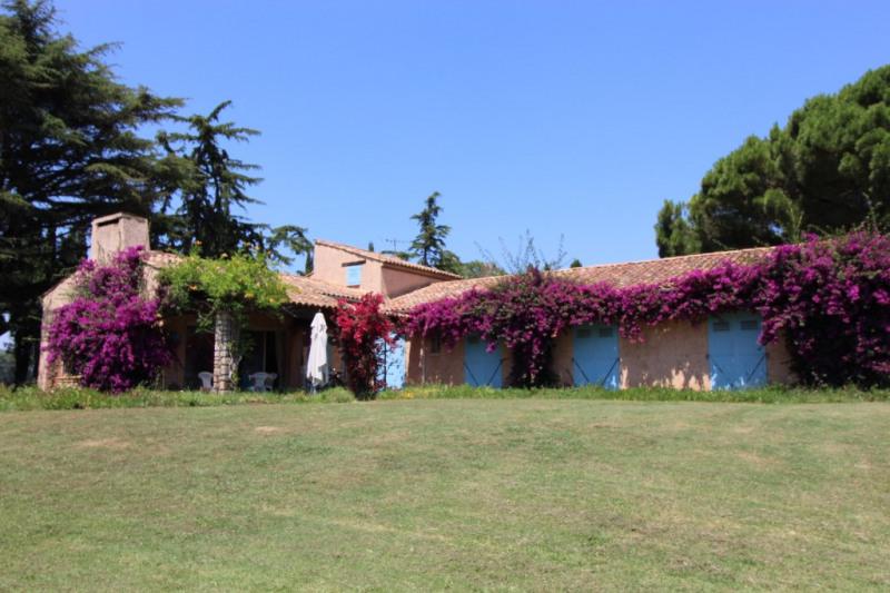 Immobile residenziali di prestigio casa Hyeres 649000€ - Fotografia 1