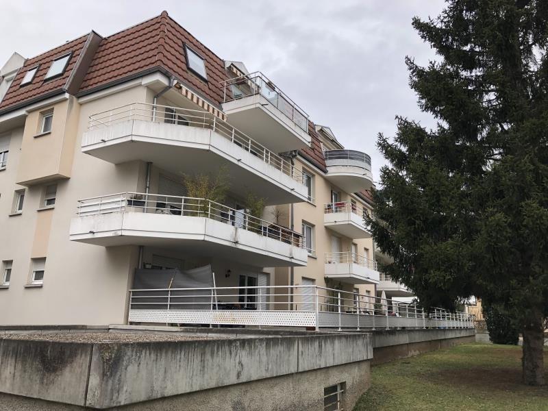 Vermietung wohnung Strasbourg 595€ CC - Fotografie 3