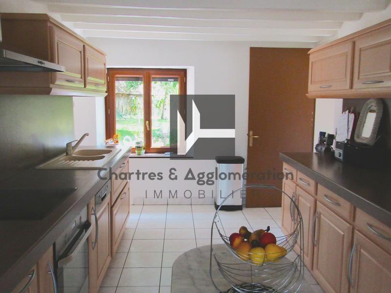 Sale house / villa Fontenay sur eure 265000€ - Picture 2