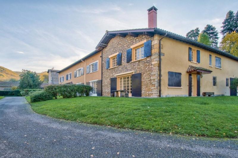 Vente de prestige maison / villa Chasselay 2575000€ - Photo 1