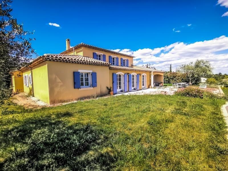 Vente de prestige maison / villa St maximin la ste baume 750000€ - Photo 4
