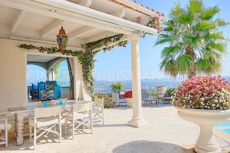 Vente de prestige maison / villa Mandelieu 1190000€ - Photo 2