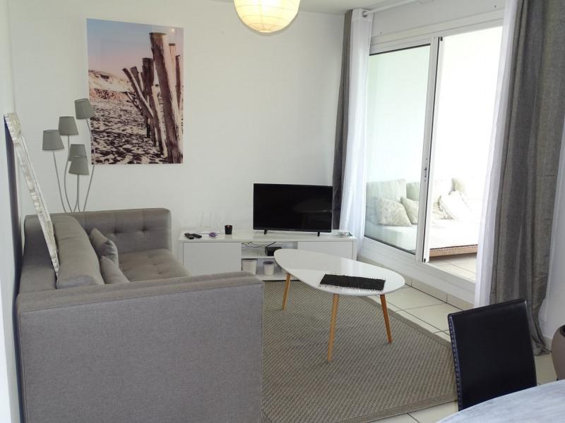 Vermietung von ferienwohnung wohnung Saint gilles 340€ - Fotografie 5