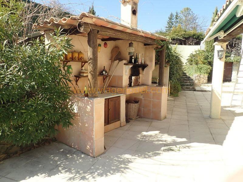 Viager maison / villa La gaude 340000€ - Photo 4